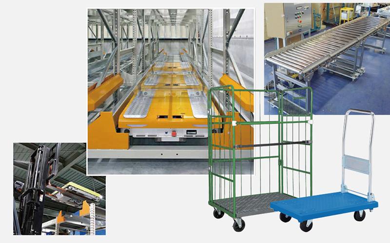 カテゴリ:物流・保管・環境機器